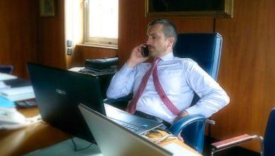 Dario Gallina presidente Unione Industriale Torino